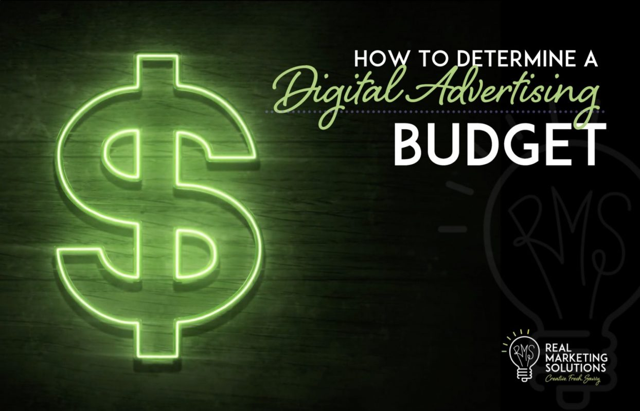 How to Determine a Digital Advertising Budget Image