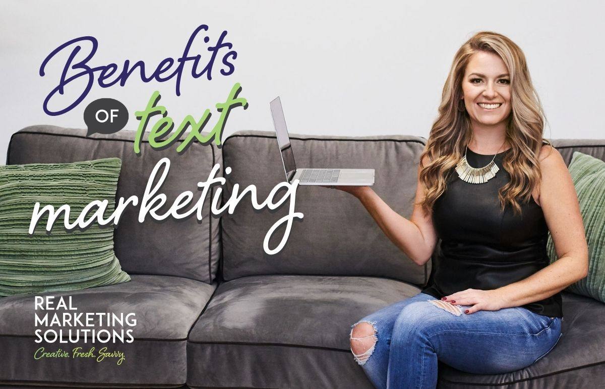Benefits of SMS Text Marketing for Mortgage Image